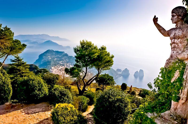 dovolenka Taliansko Capri kam na dovolenku