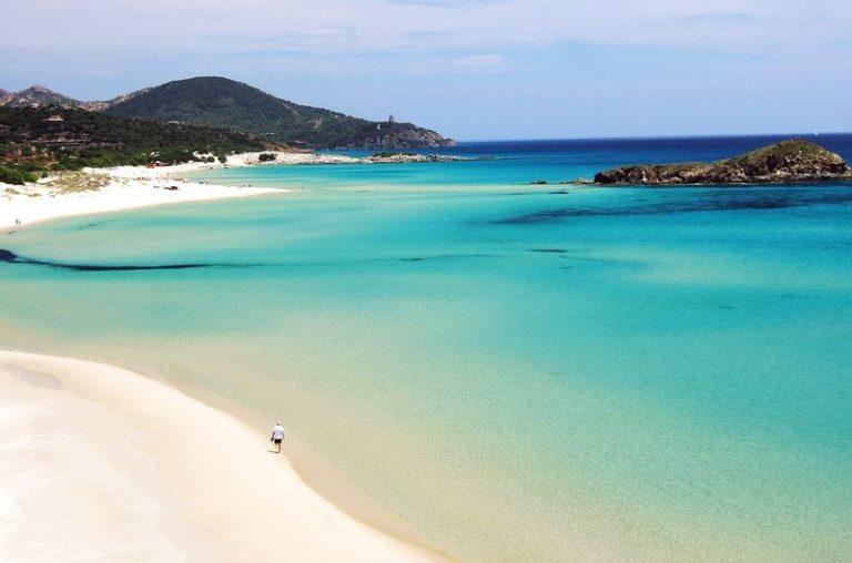 """Najkrajšie pláže na Sardínii –  veľký prehľad """"európskeho Karibiku"""" pokračuje!"""