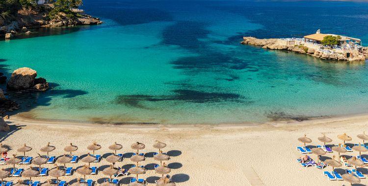 camp de mar dovolenka mallorca najkrajšie pláže