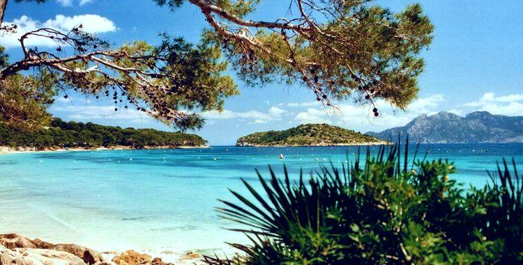formentor dovolenka mallorca najkrajšie pláže