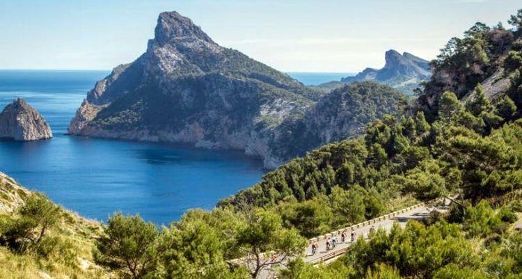 malloca dovolenka cykloturistika