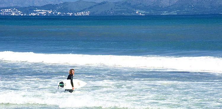 pláž son sera de marina dovolenka mallorca najkrajšie pláže
