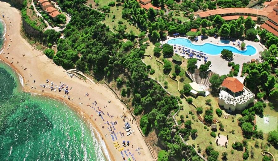 dovolenka Sardínia