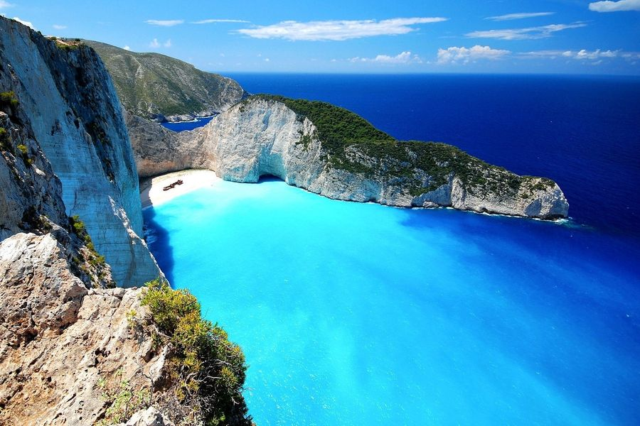 pláž Navaggio, najkrajšie pláže v Európe