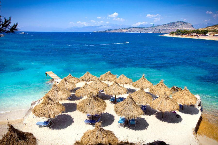 najkrajsie plaze v Europe, Albansko