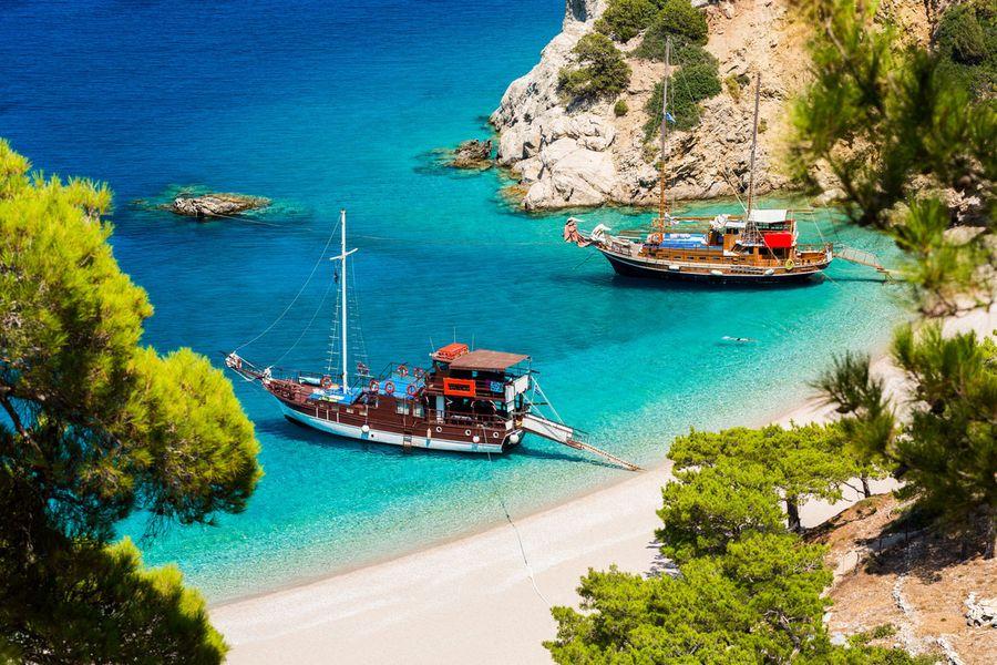 pláž Apella, Karpathos, najkrajšie pláže Európy