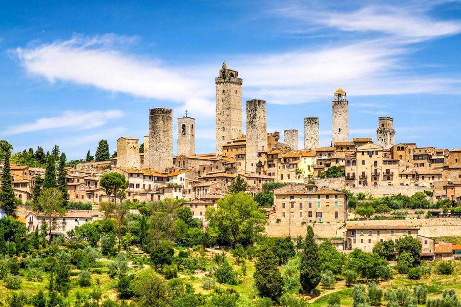 dovolenka v Taliansku - Toskánsko