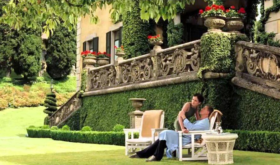 dovolenka v Taliansku podla Bonda