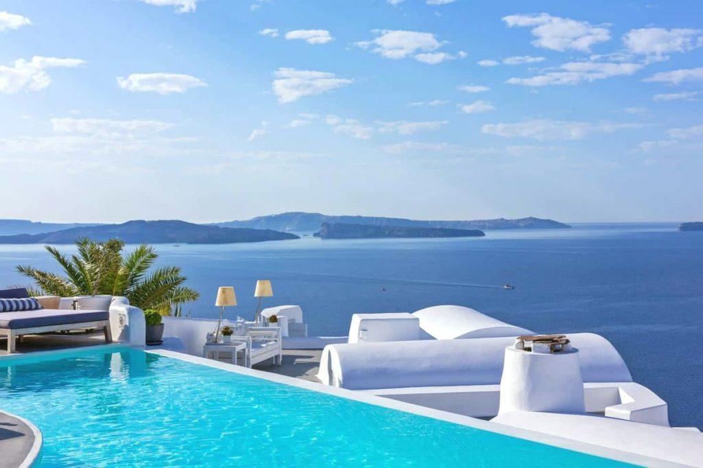 dovolenka na Santorini tipy