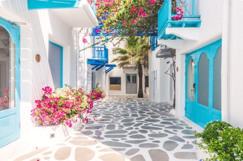 dovolenka na Santorini tip na najkrajšie miesta