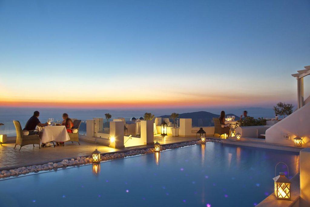 dovolenka na Santorini tipy čo zažiť