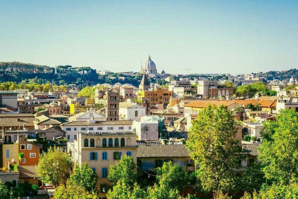 čo treba zažiť v Ríme