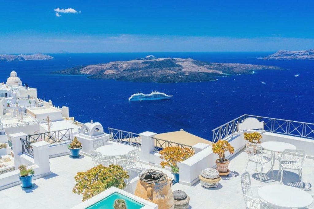 dovolenka na Santorini tip čo vidieť