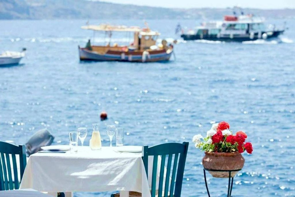 dovolenka na Santorini tipy na naj miesta