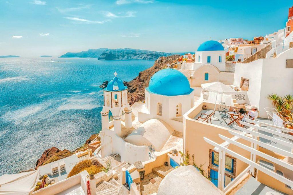 dovolenka na Santorini najkrajšie miesta