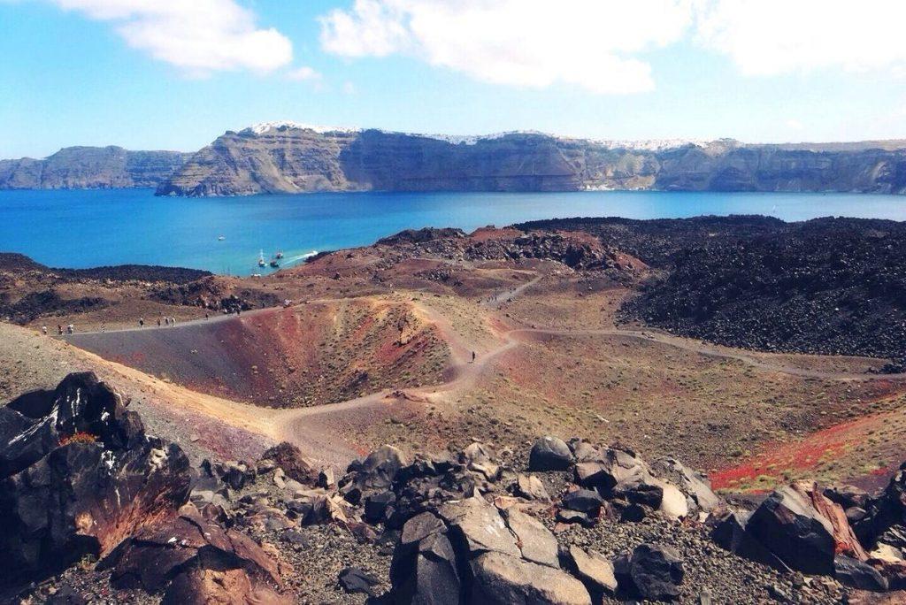 dovolenka na Santorini tip na výlet