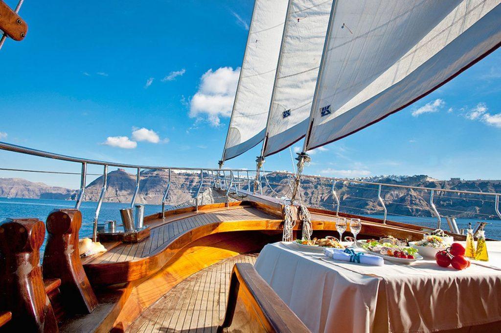 dovolenka na Santorini tipy na výlety