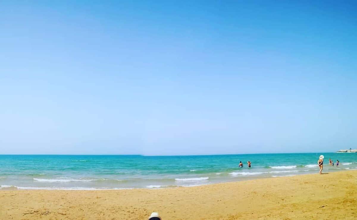 sicília najkrajšie pláže sampieri
