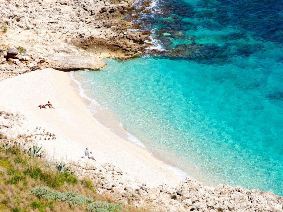 dovolenka sicília - najkrajšie pláže