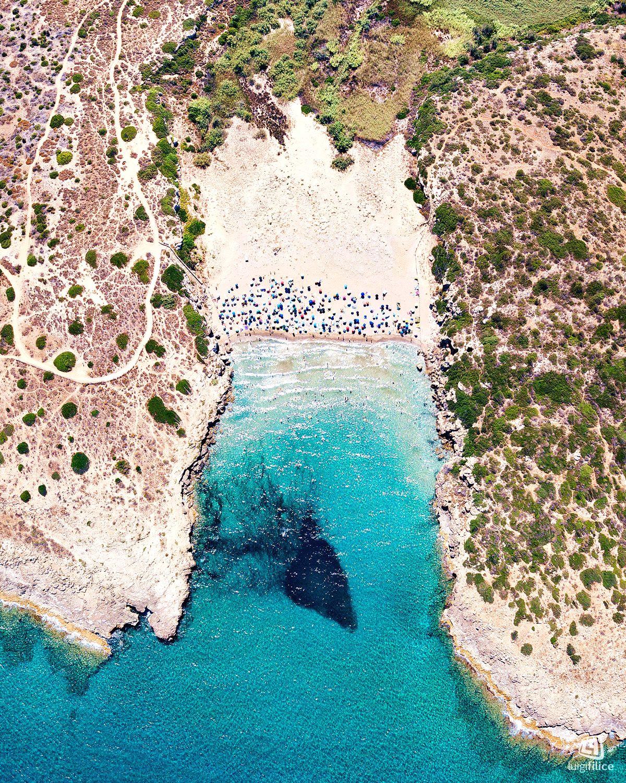 sicília najkrajšie pláže calamosche noto