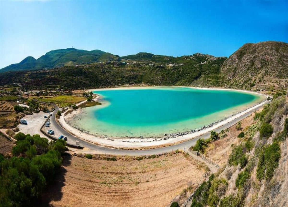 Sicília najkrajšie pláže Pantelleria