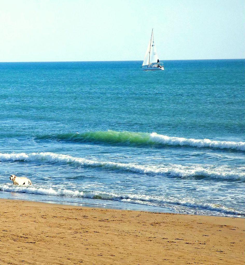 sicília najkrajšie pláže pláž sampieri