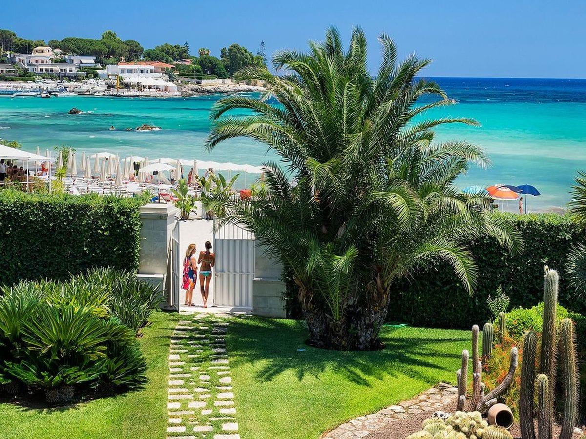 sicília najkrajšie pláže fontani bianche