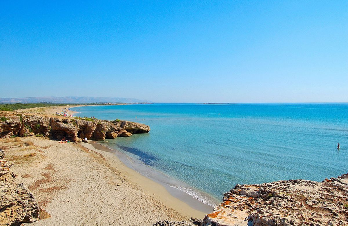 sicília najkrajšie pláže vendicari noto