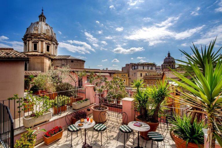 Zájazd do Ríma – recenzia