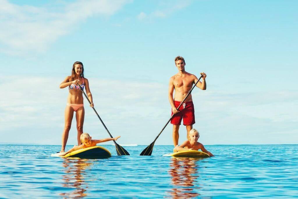 lido di jesolo dovolenka čo vidieť a zažiť vodné športy