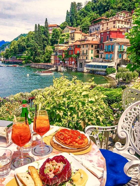 lago di como dovolenka, dovolenka taliansko