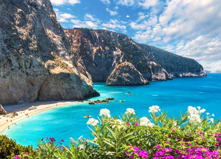 Grécko najkrajšie pláže
